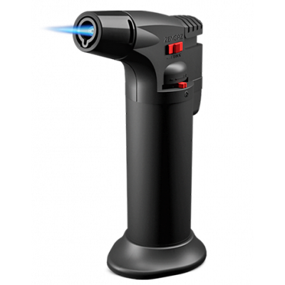 Газовая горелка Zengaz ZT-50 Torch jet Rubberized black