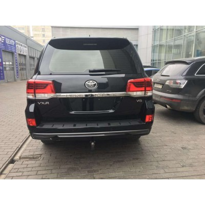 Обвес Middle East Executive Black для Toyota LC200 2016-